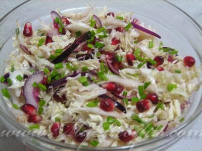 салат курица,миндаль,пекинская капуста,кунжут, соус рецепт
